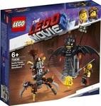 Конструктор LEGO Боевой Бэтмен и Железная борода (70836)