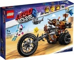 Конструктор LEGO Хеви-метал мотоцикл Железной бороды! (70834)