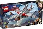 Конструктор LEGO Капитан Марвел и атака скруллов (76127)