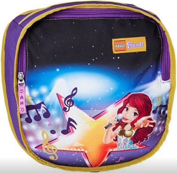 """Купить """"Ранец школьный Smartlife LEGO Friends Поп-звезда с сумкой для обуви (20013-1705)"""""""