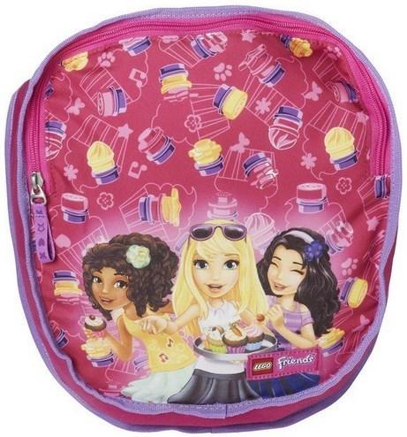 """Купить """"Ранец школьный Smartlife LEGO Friends Маффины с сумкой для обуви (20013-1711)"""""""