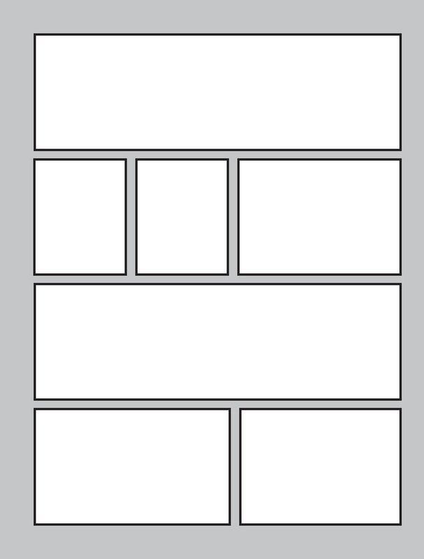 """Купить книгу """"Comic Note. Скетчбук для создания собственного комикса"""""""