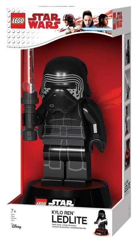 "Купить ""Настольная лампа IQ Hong Kong LEGO Star Wars Кайло Рен (LGL-LP14)"""