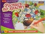 Набор для росписи по холсту Ranok-Creative Букет на подоконнике (215814)