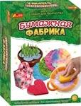 Набор для творчества Ranok-Creative Бумажная фабрика (12114017Р) - купити онлайн
