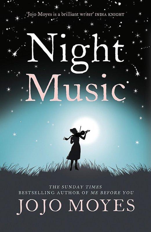 """Купить книгу """"Night Music"""""""