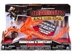Игровой набор Spin Master Dragons. Как приручить дракона. Кривоклык в броне с всадником Сморкалой (SM66607-1)