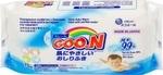 Влажные салфетки Goo.N для детей с чувствительной кожей, 70 шт. (733570)