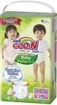 Подгузники-трусики Goo.N Cheerful Baby для детей, 8-14 кг (853460)