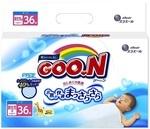 Подгузники Goo.N для новорожденных, до 5 кг, 36 шт. (853520)
