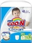 Подгузники-трусики Goo.N для активных детей, 4-9 кг, 62 шт. (853625)