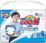 Подгузники-трусики Goo.N для мальчиков, 13-25 кг, 28 шт. (843100) - купить онлайн