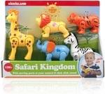 Игровой набор Kiddieland Дикие Животные (054106)