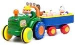 Игровой набор Kiddieland Трактор Фермера (049726)
