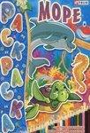 Книжка-раскраска Море