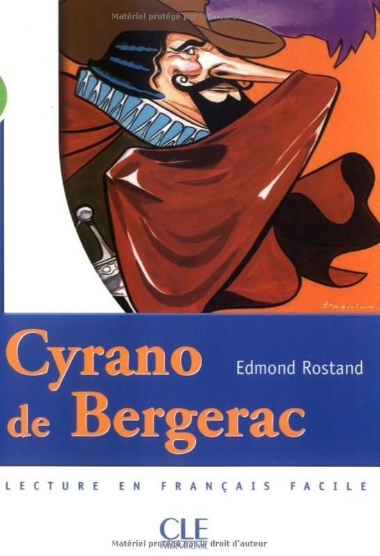 """Купить книгу """"Cyrano de Bergerac"""""""
