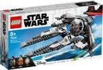 Конструктор LEGO Перехватчик СИД Чёрного аса (75242)