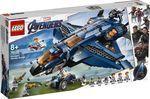 Конструктор LEGO Модернизированный квинджет Мстителей (76126)