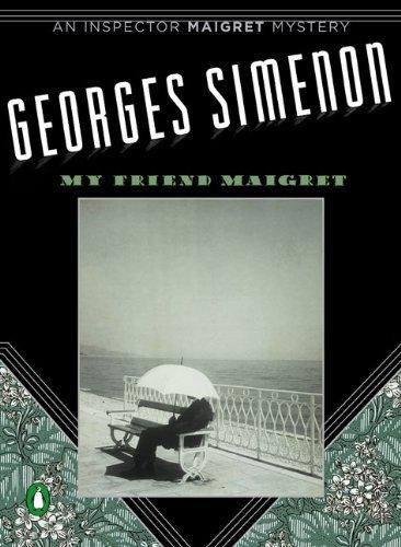 "Купить книгу ""My Friend Maigret"""