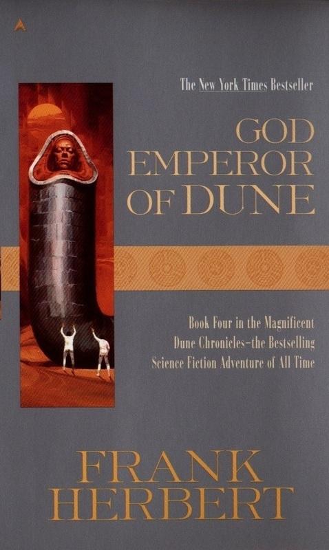 """Купить книгу """"God Emperor of Dune (Book 4)"""""""