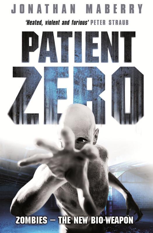 """Купить книгу """"Patient Zero"""""""