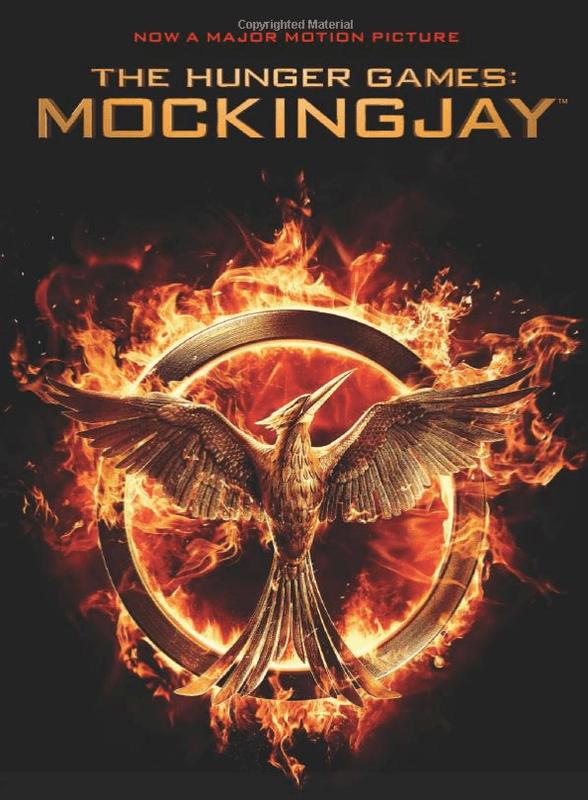 "Купить книгу ""Mockingjay"""