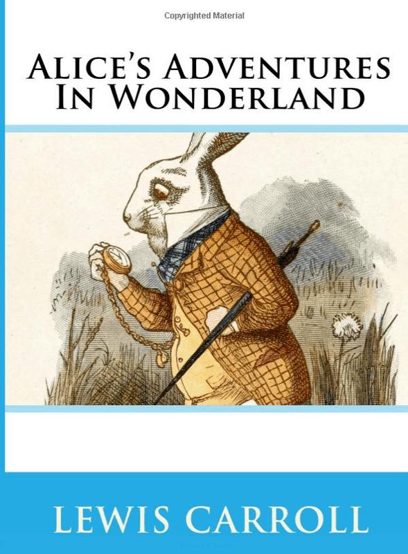 """Купить книгу """"Alice's Adventures in Wonderland and Through the Looking-Glass"""""""