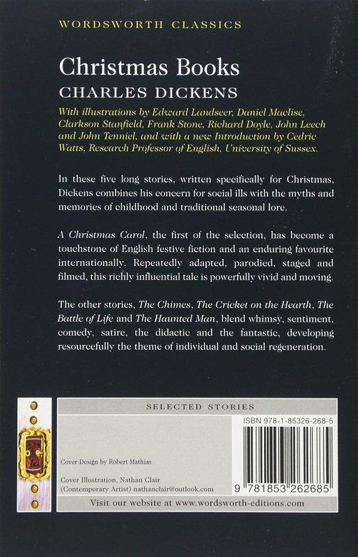 """Купить книгу """"Christmas Books"""""""