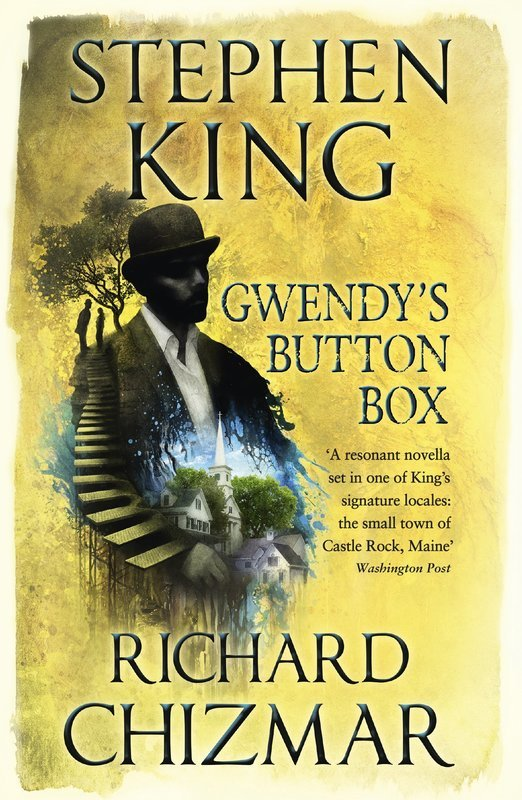 "Купить книгу ""Gwendy's Button Box"""