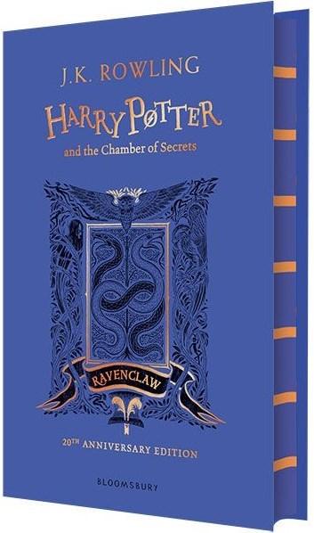 "Купить книгу ""Harry Potter and the Chamber of Secrets – Ravenclaw Edition"""