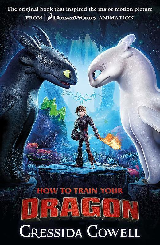 "Купить книгу ""How to Train Your Dragon"""