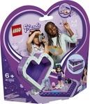 Конструктор LEGO Шкатулка-сердечко Эммы (41355)