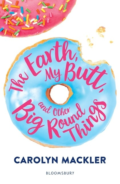 """Купить книгу """"The Earth, My Butt, and Other Big Round Things"""""""
