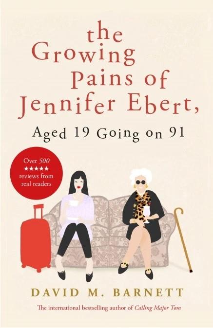 "Купить книгу ""The Growing Pains of Jennifer Ebert, Aged 19 Going on 91"""
