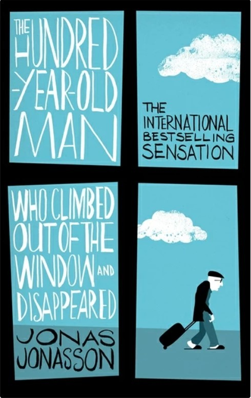 "Купить книгу ""The Hundred-Year-Old Man Who Climbed Out of the Window and Disappeared"""