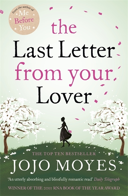 "Купить книгу ""The Last Letter from Your Lover"""
