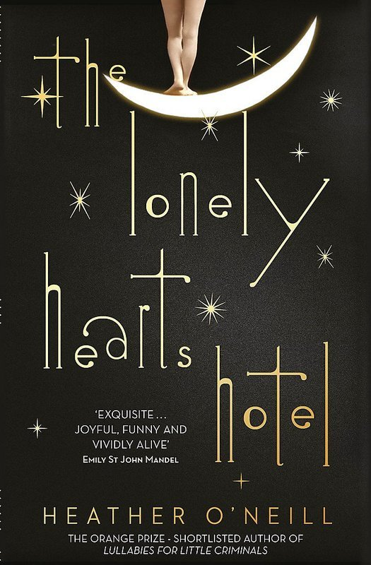 "Купить книгу ""The Lonely Hearts Hotel"""