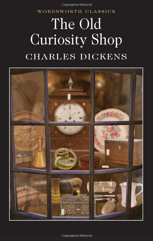 """Купить книгу """"The Old Curiosity Shop"""""""