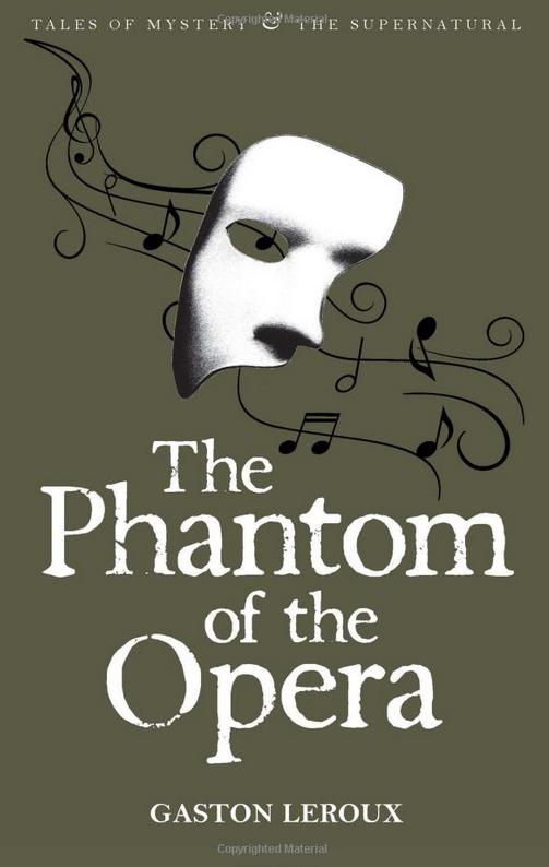 """Купить книгу """"The Phantom of the Opera"""""""