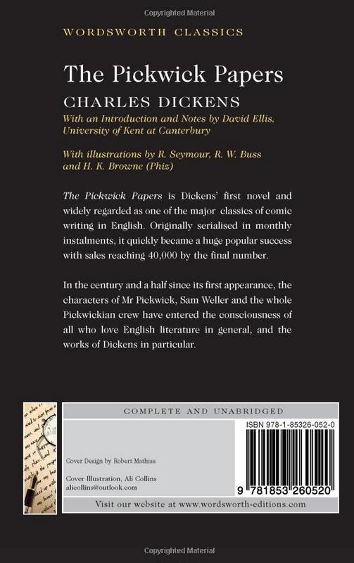 """Купить книгу """"The Pickwick Papers"""""""