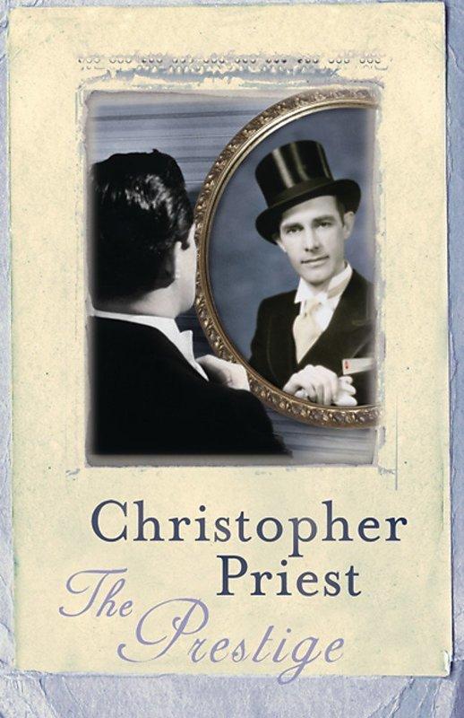 "Купить книгу ""The Prestige"""