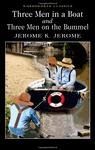 Three Men in a Boat. Three Men on the Bummel - купить и читать книгу