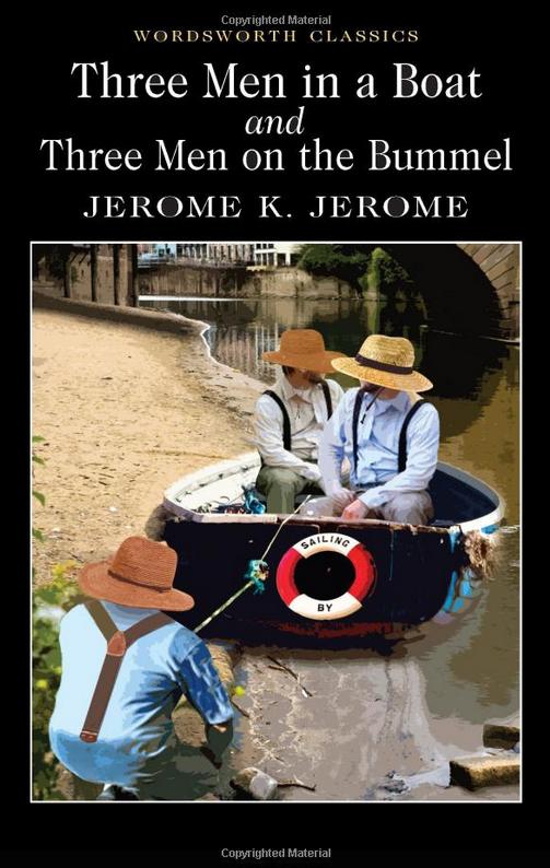 "Купить книгу ""Three Men in a Boat. Three Men on the Bummel"""
