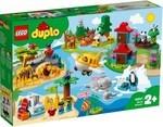 Конструктор LEGO Животные мира (10907)