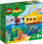 Конструктор LEGO Путешествие субмарины (10910)