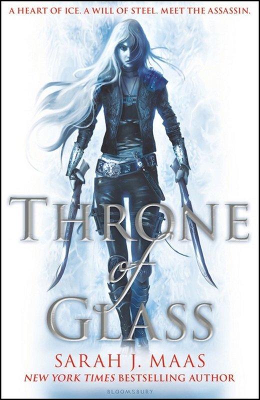"Купить книгу ""Throne of Glass"""