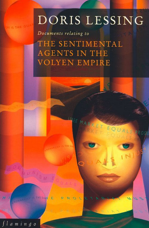 "Купить книгу ""The Sentimental Agents in the Volyen Empire"""