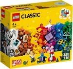 Конструктор LEGO Набор для творчества с окнами (11004)