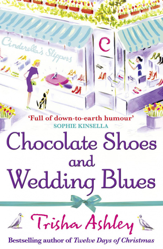 "Купить книгу ""Chocolate Shoes and Wedding Blues"""