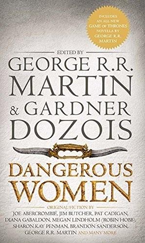 """Купить книгу """"Dangerous Women"""""""